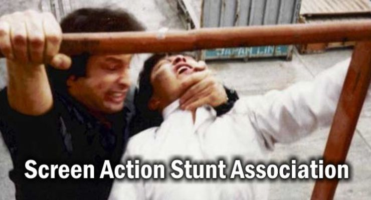 Screen Action Stunt Association's Michael DePasquale Jr.