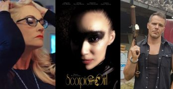 Martial Arts Champion Fito Rivera Tackles Hollywood with International TV Series Scorpion Girl