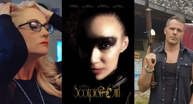 Scorpion Girl TV Series