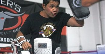 Muay Thai Trainer Anucha Chaiyasen Documentary