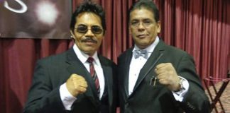 Art Camacho and Sergio Corral