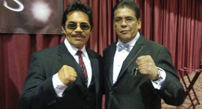 Art Camacho and Sergio Corral