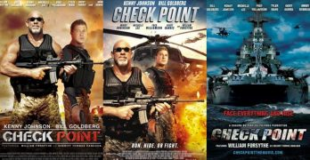 Check Point (2017) Released on All Formats