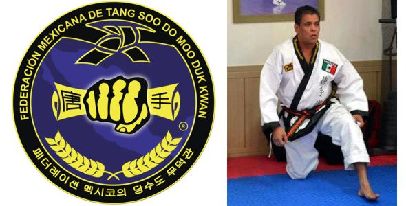 Grand Master Sergio Corral and the Mexican Federal Tang Soo Do Moo Duk Kwan Association
