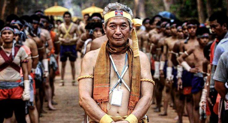 Bokator, the Great Angkorian Martial Art stars Grand Master San Kim Saen