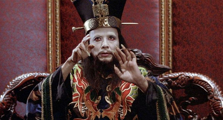 James Hong in Big Trouble in Little China (1986)
