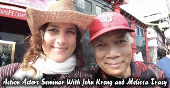 Action Actors Seminar With John Kreng and Melissa Tracy