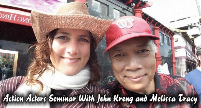 John Kreng and Melissa Tracy