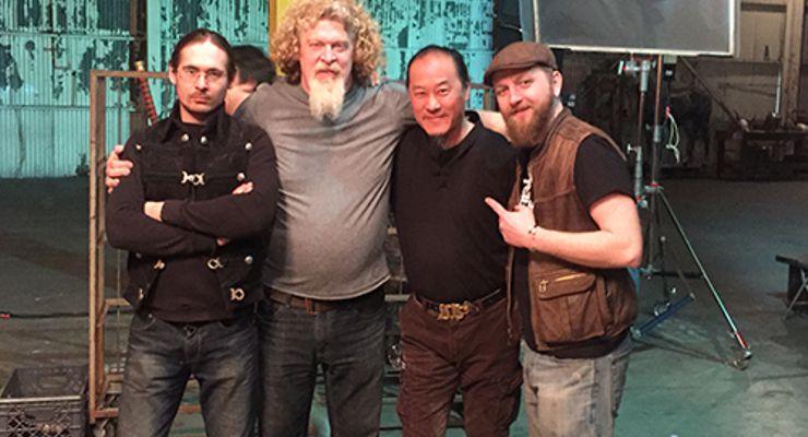 Ilya Alekseyev, Kerry Stagmer, Gene Ching, Matthew Stagmer