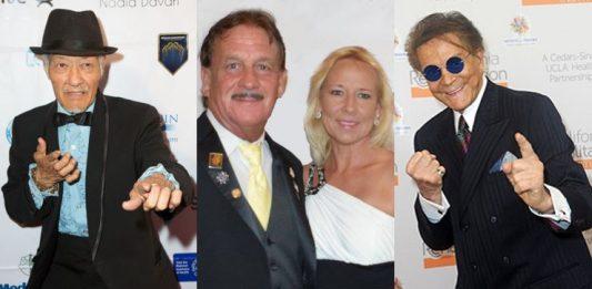 Aleong and Novak USA Martial Arts Hall of Fame