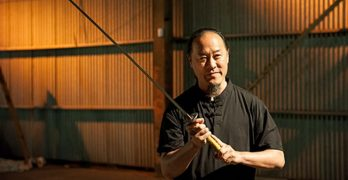 Man At Arms: Art Of War – Gene Ching and His Love of Swords