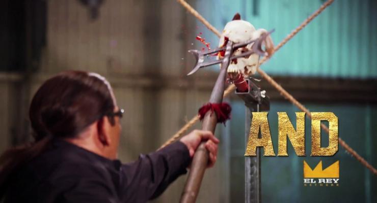Man at Arms: Art of War on El Rey Network V2
