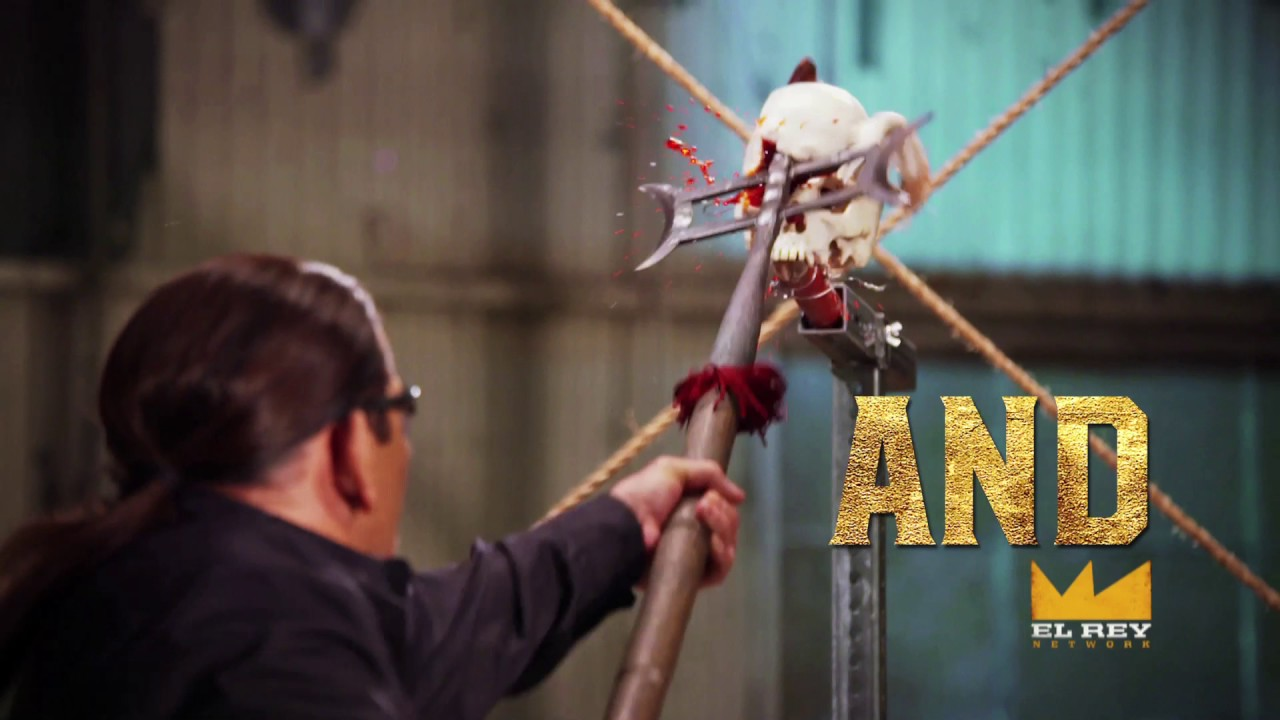 Man at Arms: Art of War on El Rey Network V2
