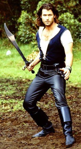 Zen Gesner as Sinbad