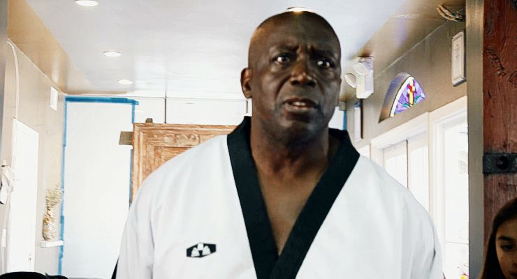 Billy Blanks in Anatomy of an Antihero2: Malendrain's Revenge
