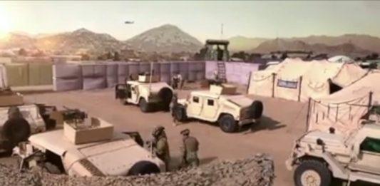 Operation Jericho Pitch Video