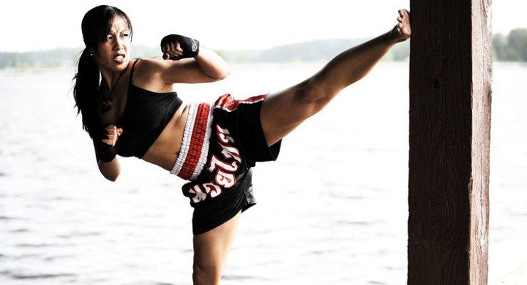 Fawn Tran Muay Thai