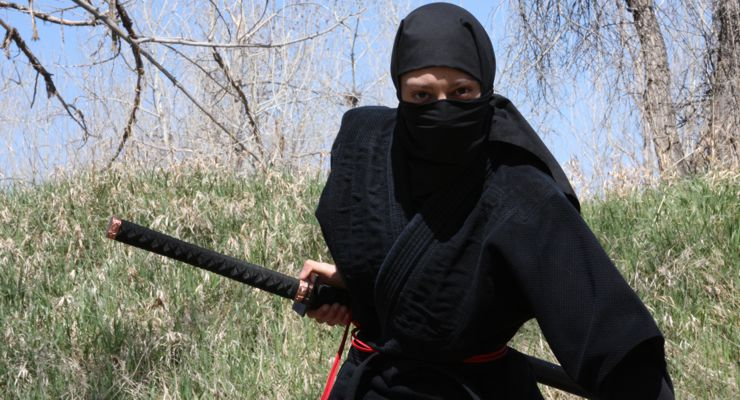 Sara Salazar Ninja