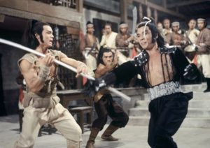 Feng Lu in Five Deadly Venoms