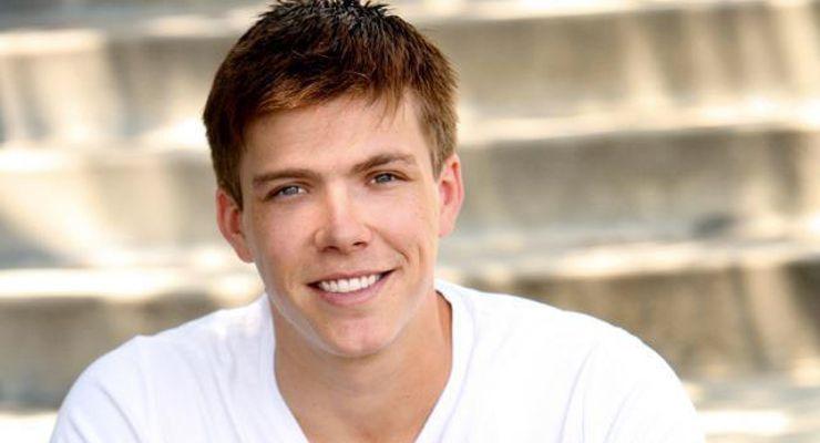 Handsome Trevor Habberstad