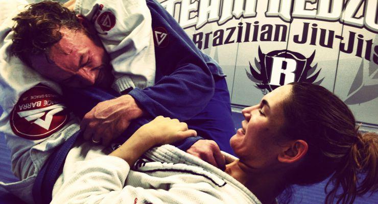 Teri Reeves Brazilian Jiuijtsu