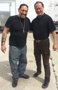 Danny Trejo & Gene Ching