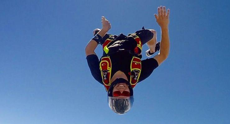 Trevor Habberstad Stunts