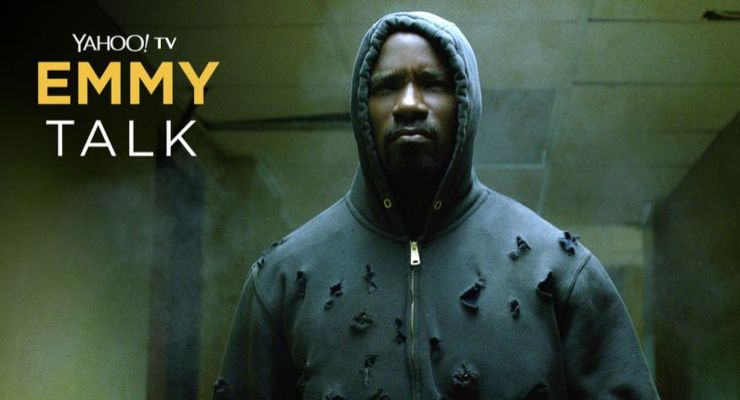 EMMY Talk with Luke Cage's Stunt Coordinator James Lew