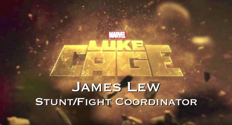 James Lew Stunt and Fight Coordinator