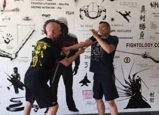 """1:50 Mark Mikita – teaching Eskrima at SEACAF 2015 (1 of 3) Fightology 659 views 5:00 Mark Mikita – The Classic Error (Second of 5 Videos) Mark Mikita 158 views 0:52 Mark Mikita working with a live-blade bolo Mark Mikita 148 views 4:39 The Mikita School of Martial Art • April 2017 Mark Mikita 183 views 2:09 Mark Mikita – Always Be Attacking Mark Mikita 151 views 0:51 Mark Mikita – PIA Progressive Indirect Attack Mark Mikita 51 views 0:23 Mark Mikita - Solo Practice with Stick & Knife Mark Mikita 122 views Mark Mikita – The Classic Error (Third of 5 Videos) Mark Mikita 143 views Mark Mikita – The Classic Error (First of 5 Videos) Mark Mikita 313 views 😢Manchester Terror Survivor Leaves Judges Emotional! So Inspiring! 