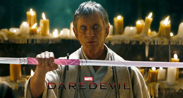 Scott Glenn in Daredevil