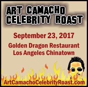 Art Camacho Celebrity Roast
