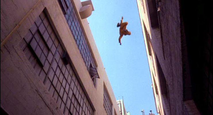 High Jump Stunt