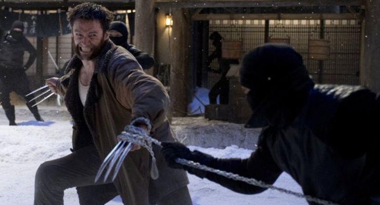 Wolverine and Ninja