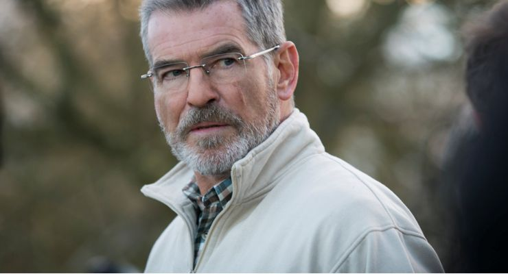 Pierce Brosnan in The Foreigner (2017)