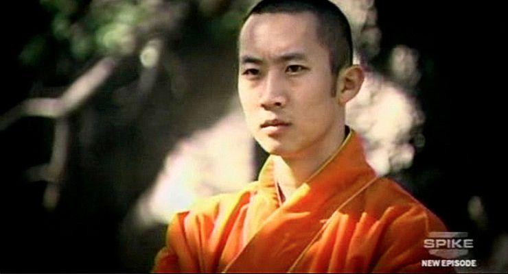 Alfred Hsing in Spike TV's Deadliest Warrior
