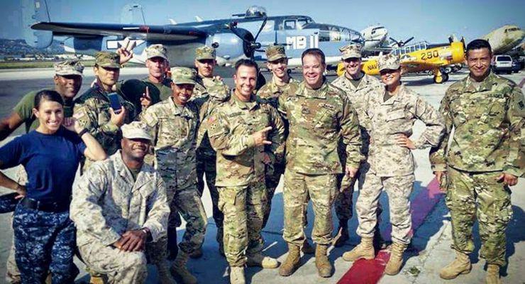 Combat Casting Real Veterans