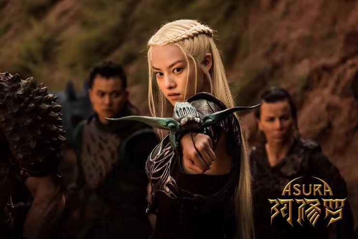 Yishang Zhang in Asura (2018)