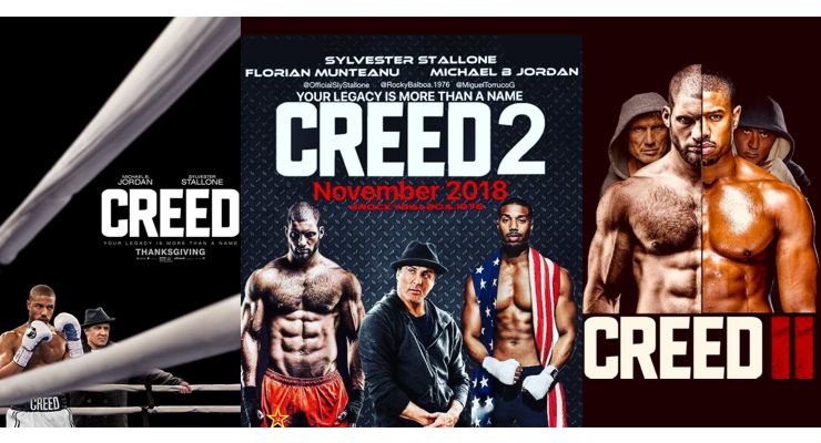 Creed Movie Posters
