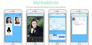MyHeadshots App