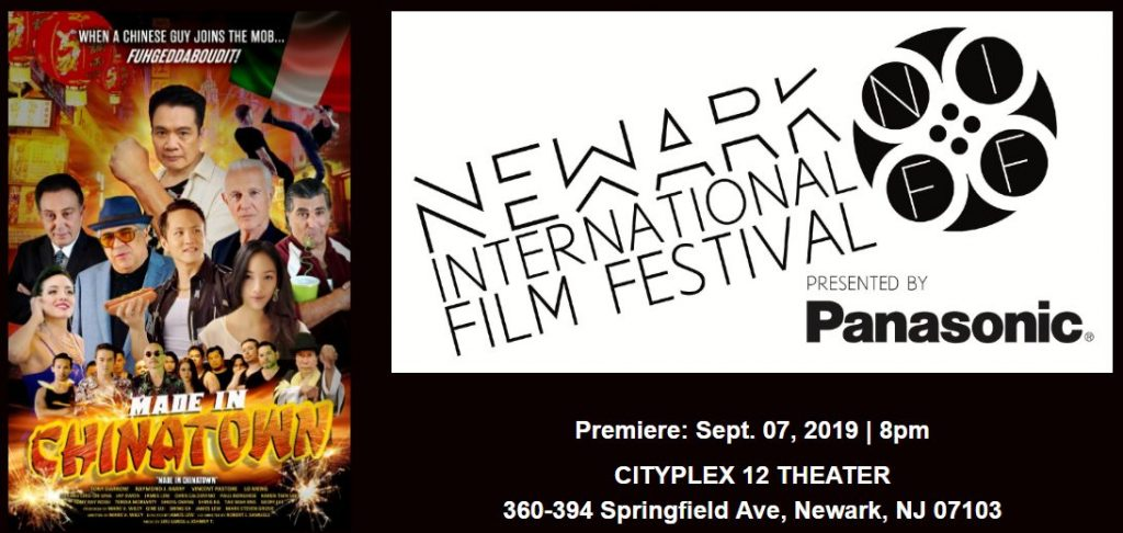Made In Chinatown Premiere Newark