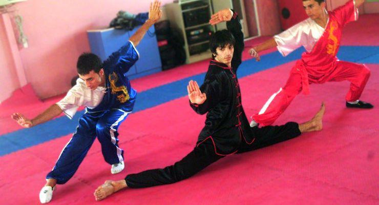 Aziz Cem Kung Fu