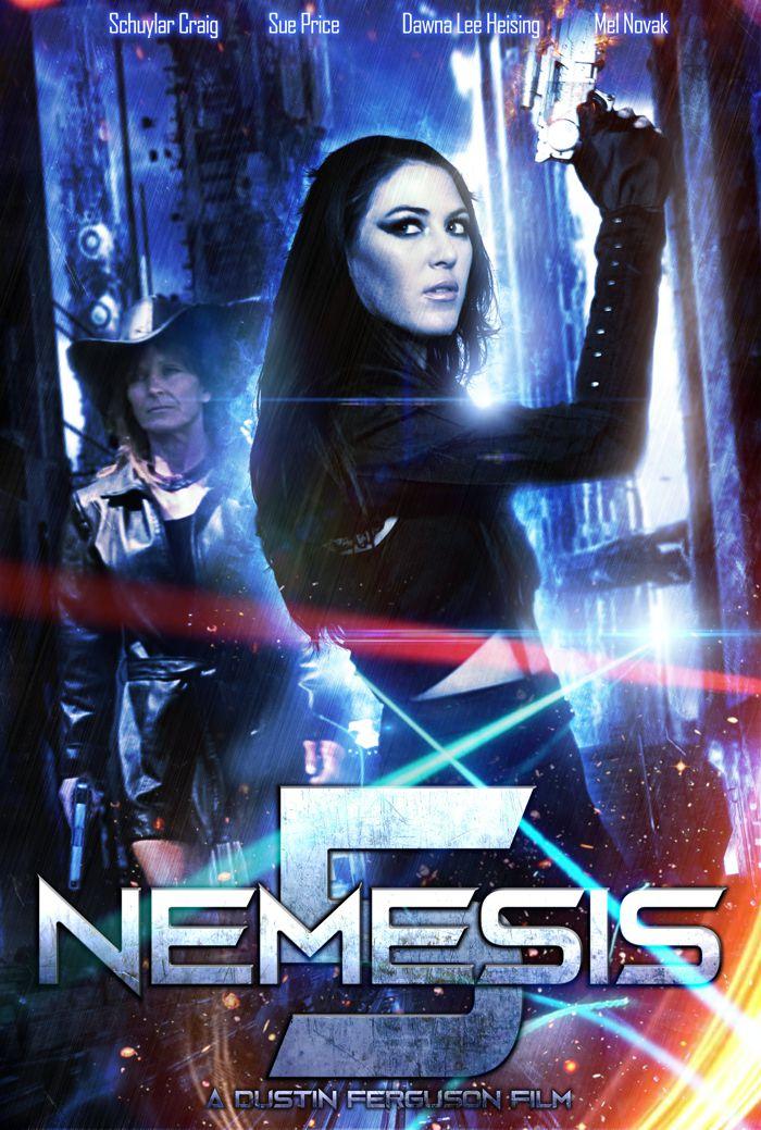 Albert Pyun's Nemesis 5 Poster