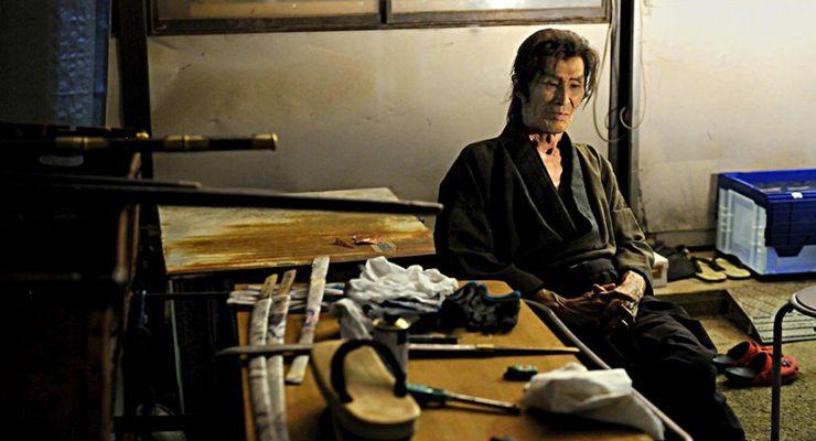 Seizo Fukumoto in Uzumasa Limelight (2014)