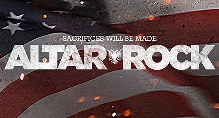 Altar Rock 2018 Poster