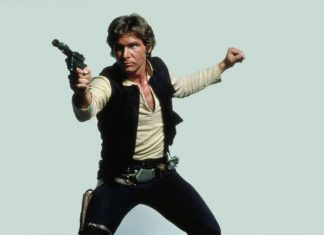 Hans Solo from Star Wars