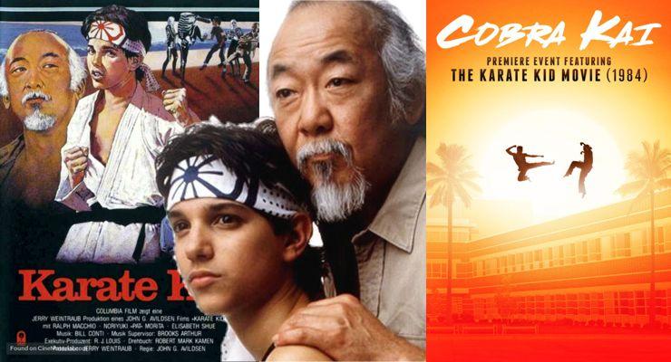 Cobra Kai Series: The Karate Kid (1984) Revived With YouTube Red Cobra Kai