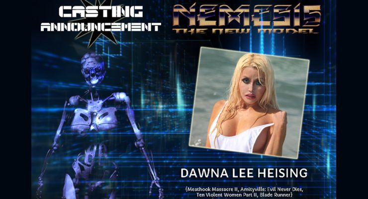 Dawna Lee Heising in Nemesis5