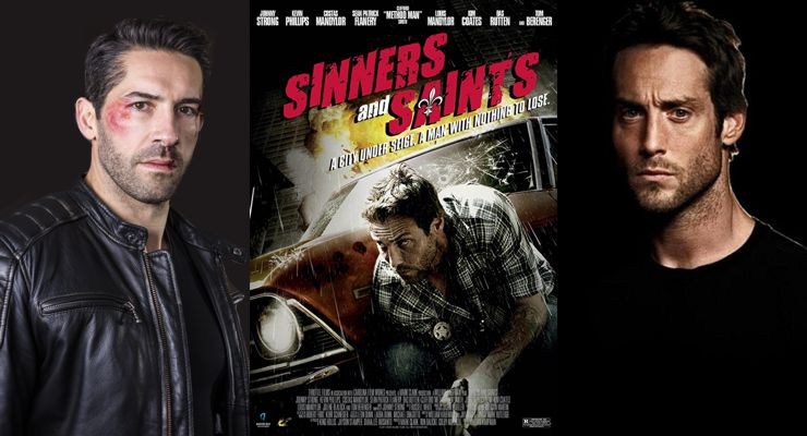 Sinners and Saints: Vengeance (2018)