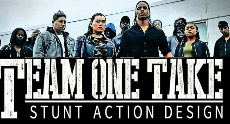 Team One Take Stunt Action Design